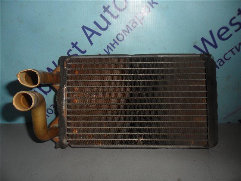 Радиатор печки Toyota Levin AE111 4AFE 1995