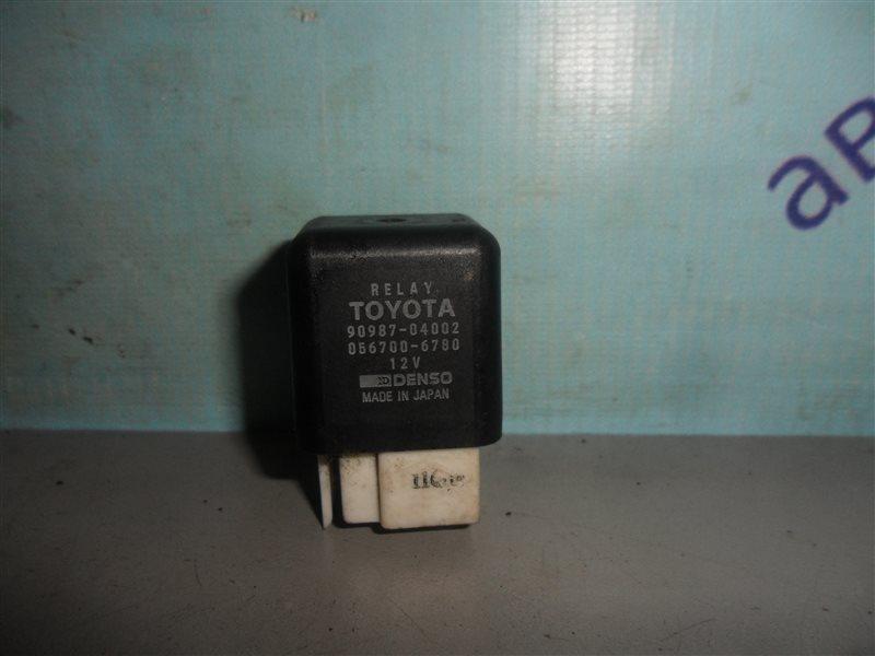 Реле Toyota Levin AE111 4AFE 1995