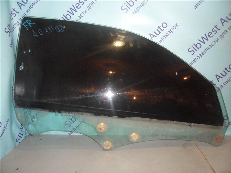 Стекло двери Toyota Levin AE111 4AFE 1995 переднее правое