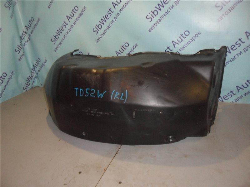 Подкрылок Suzuki Escudo TD52W J20A 1997 задний левый