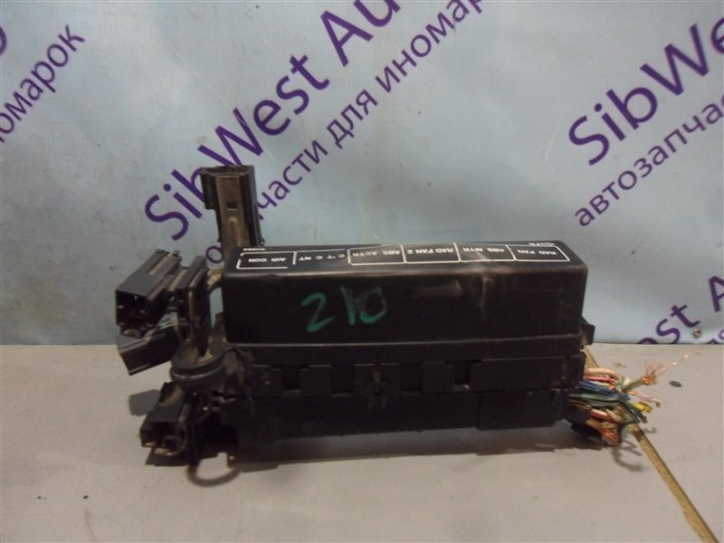 Блок предохранителей Nissan Cube Z10 CG13DE