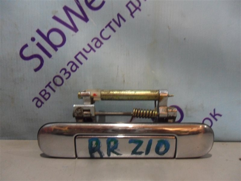 Ручка двери внешняя Nissan Cube Z10 CG13DE задняя правая