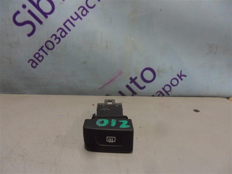 Кнопка обогрева заднего стекла Nissan Cube Z10 CG13DE