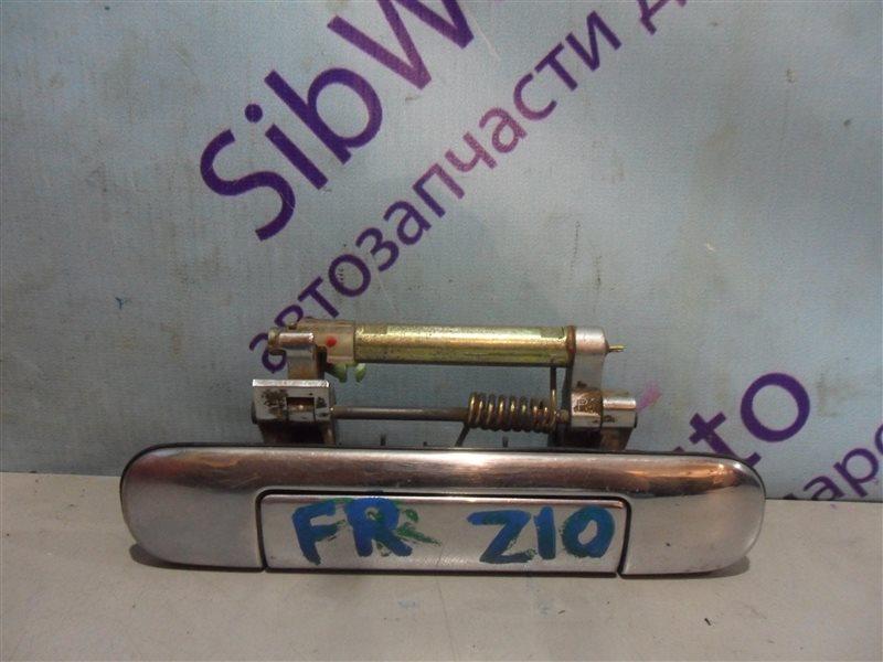 Ручка двери внешняя Nissan Cube Z10 CG13DE передняя правая