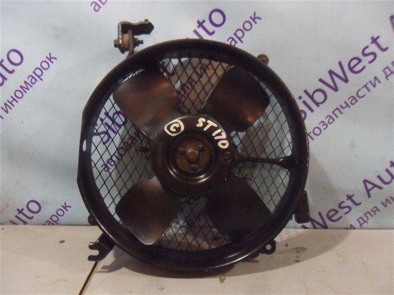 Вентилятор радиатора кондиционера Toyota Corona ST170 4SFI