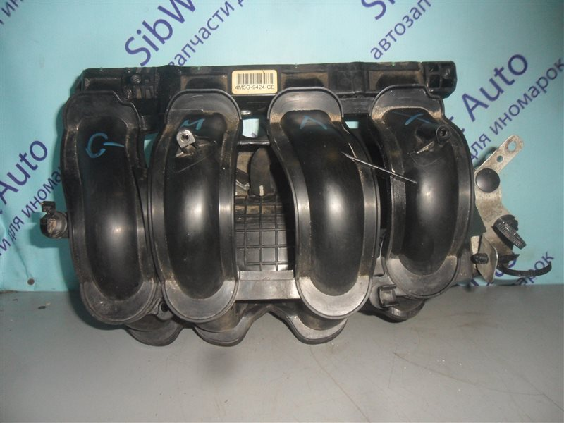 Коллектор впускной Ford C-Max C214 HXDA 2006