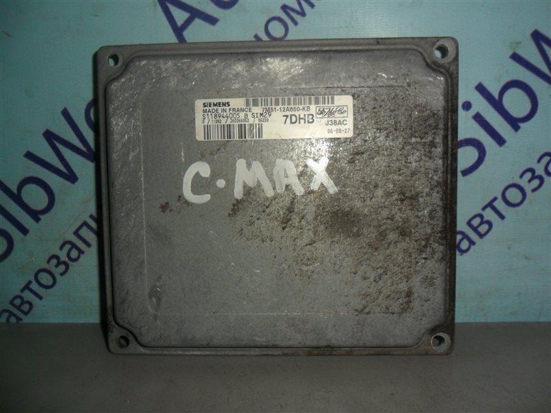 Блок управления efi Ford C-Max C214 HXDA 2006