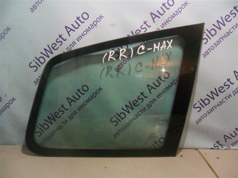 Стекло собачника Ford C-Max C214 HXDA 2006 заднее правое
