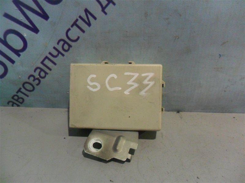 Электронный блок Nissan Laurel SC33 RD28 1991