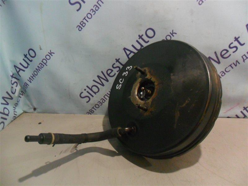Вакуумный усилитель тормозов Nissan Laurel SC33 RD28 1991