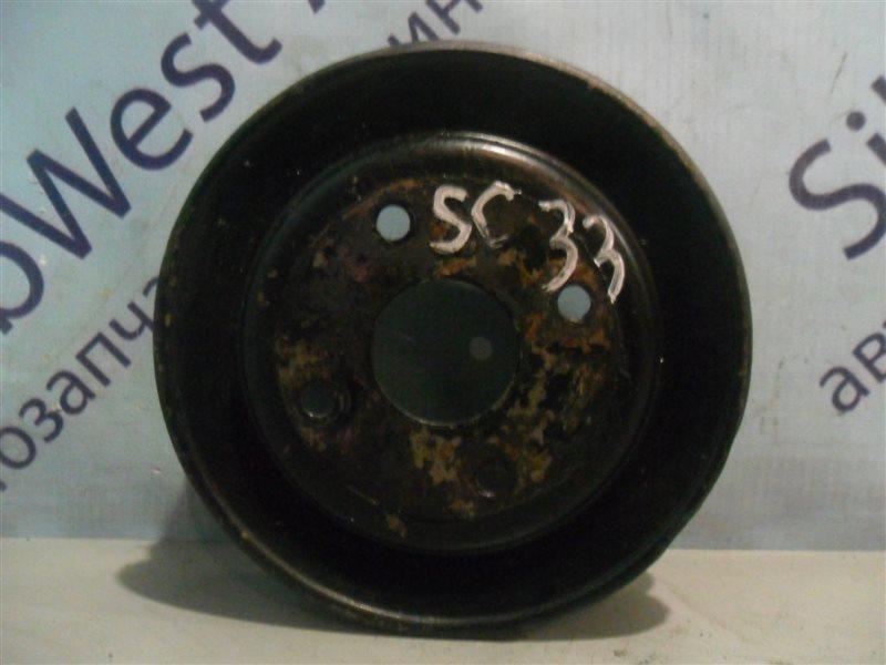 Шкив помпы Nissan Laurel SC33 RD28 1991