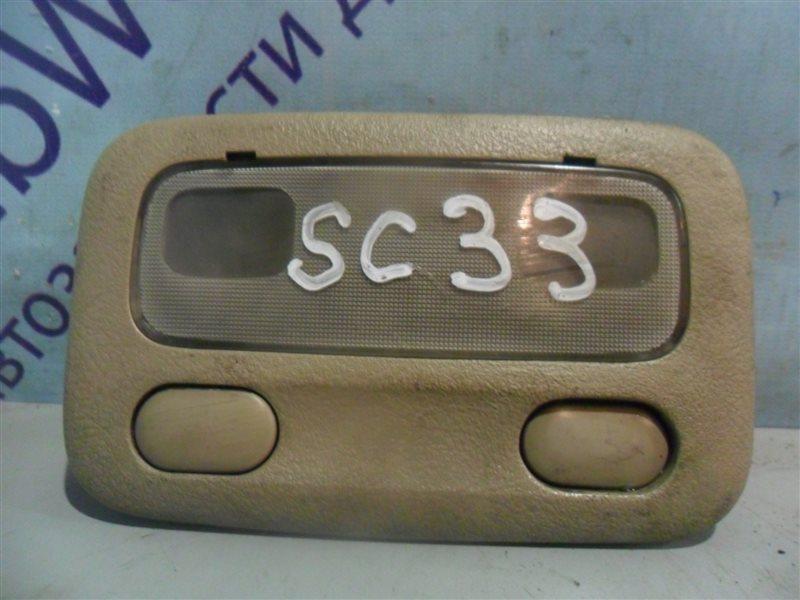 Плафон Nissan Laurel SC33 RD28 1991 передний