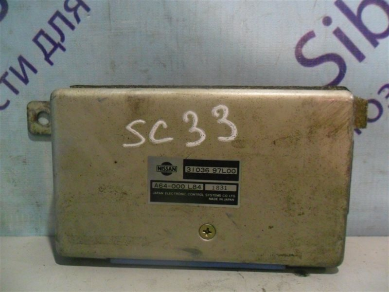Блок управления акпп Nissan Laurel SC33 RD28 1991