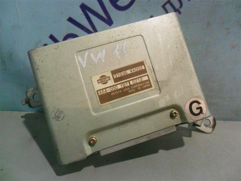 Блок управления акпп Nissan Expert VW11 QG18DE 2000
