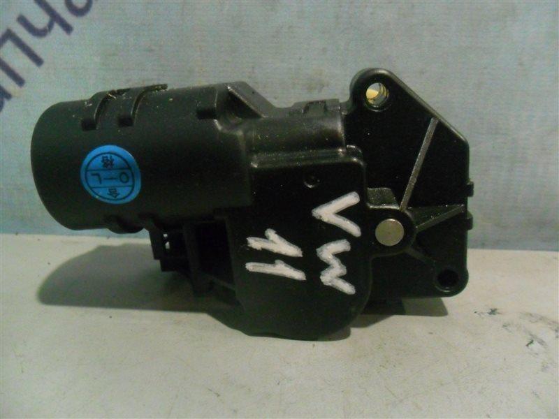 Сервопривод заслонок печки Nissan Expert VW11 QG18DE 2000