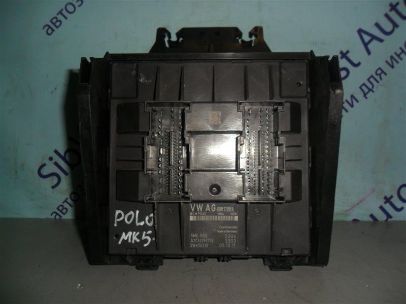 Электронный блок Volkswagen Polo MK5 , 602 , 612 CFNA 2012