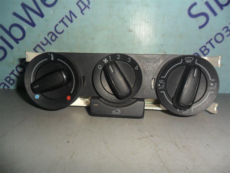 Блок управления климат-контролем Volkswagen Polo MK5 , 602 , 612 CFNA 2012