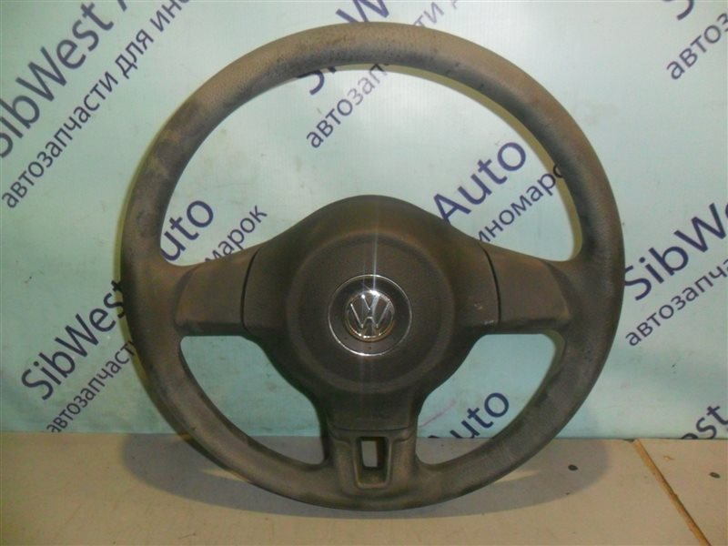 Руль с airbag Volkswagen Polo MK5 , 602 , 612 CFNA 2012