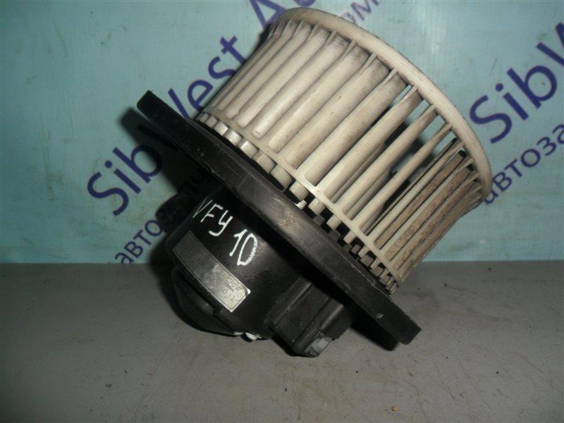 Мотор печки Nissan Ad VFY10 GA15DS 1991