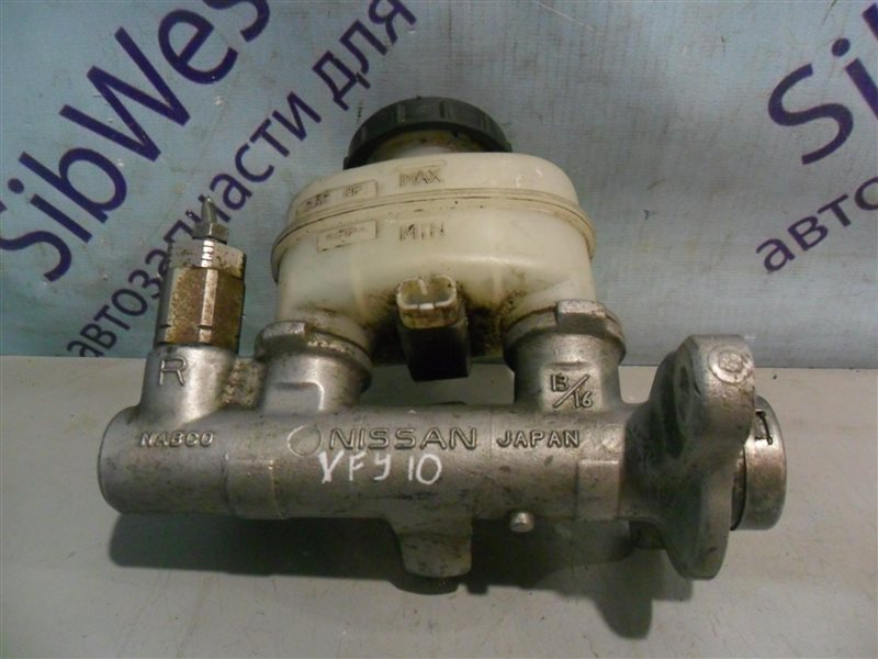 Главный тормозной цилиндр Nissan Ad VFY10 GA15DS 1991