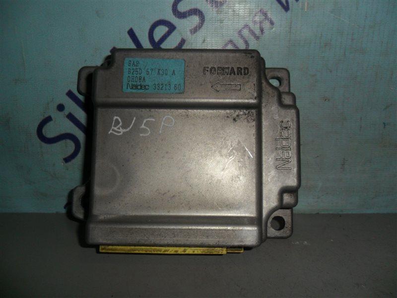 Блок управления airbag Mazda Familia BJ5P ZL 2000