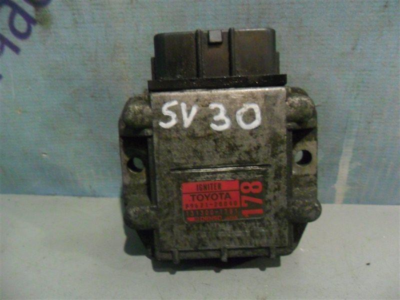 Коммутатор Toyota Vista SV30 4S-FE 1991