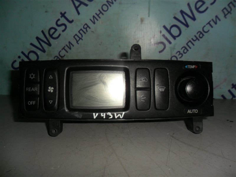 Блок управления климат-контролем Mitsubishi Pajero V43W 6G72 1994