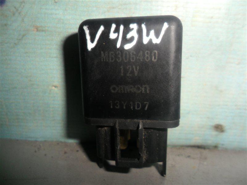 Реле Mitsubishi Pajero V43W 6G72 1994