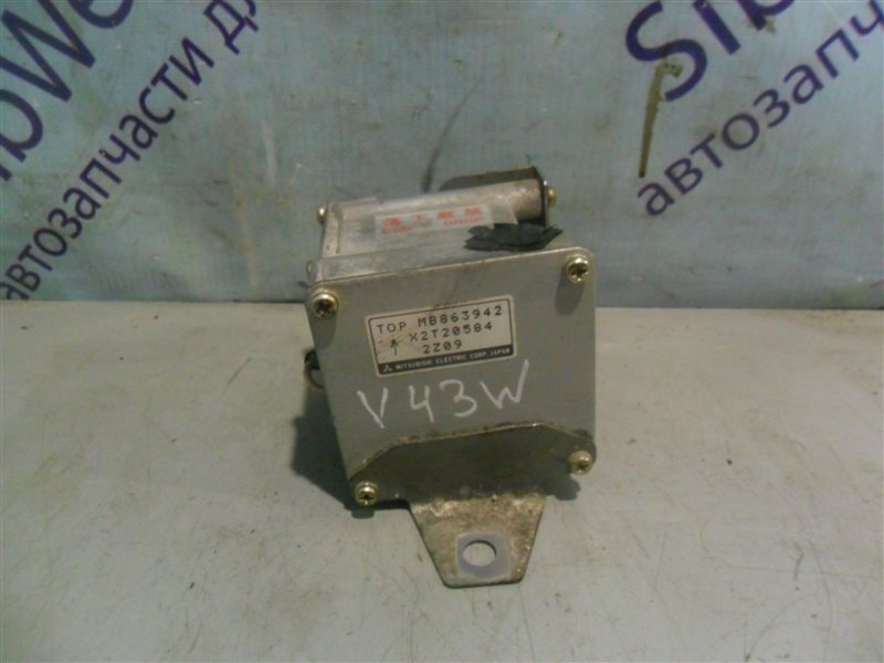 Датчик скорости Mitsubishi Pajero V43W 6G72 1994