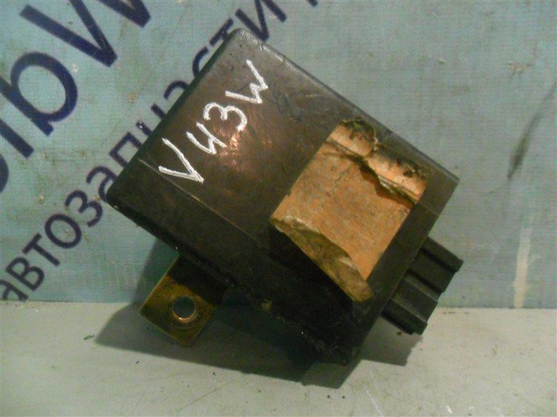 Электронный блок Mitsubishi Pajero V43W 6G72 1994