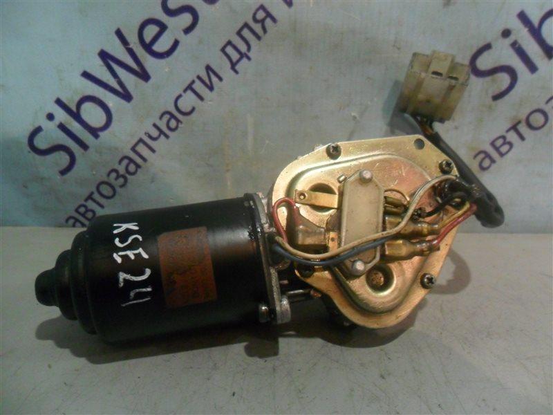 Мотор дворников Nissan Homy KSE24 LD20 1991 передний
