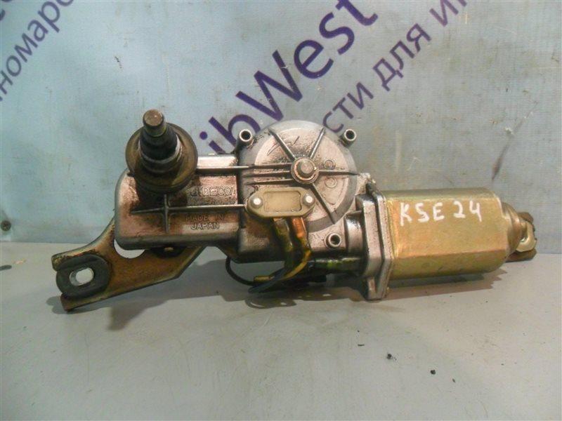 Моторчик заднего дворника Nissan Homy KSE24 LD20 1991 задний