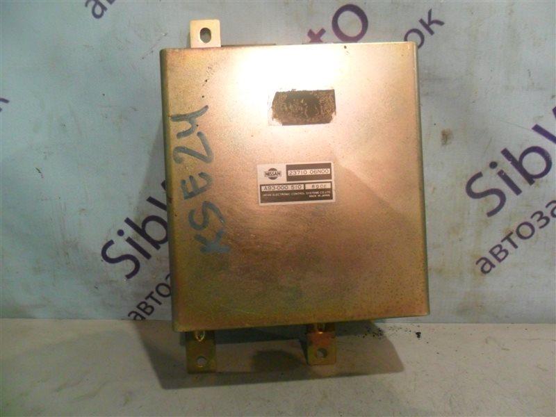 Блок управления efi Nissan Homy KSE24 LD20 1991