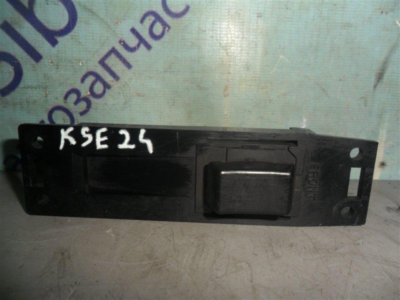 Кнопка стеклоподъемника Nissan Homy KSE24 LD20 1991