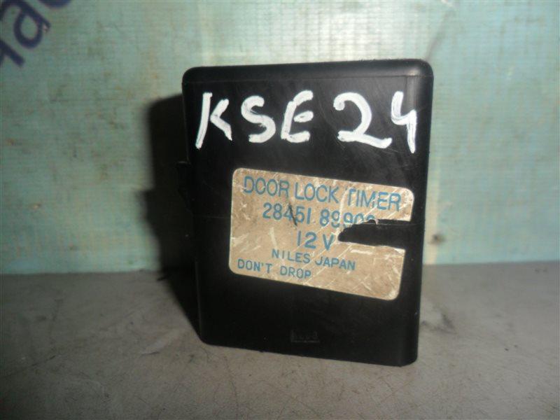 Электронный блок Nissan Homy KSE24 LD20 1991