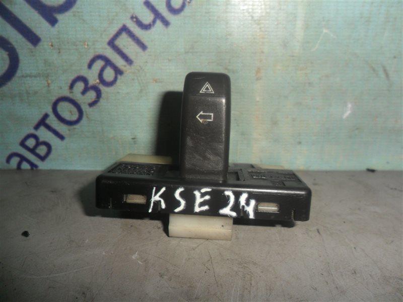 Кнопка аварийной сигнализации Nissan Homy KSE24 LD20 1991