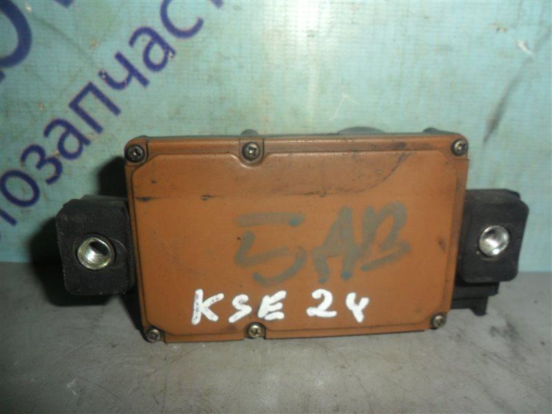 Электропривод пятой двери Nissan Homy KSE24 LD20 1991 задний