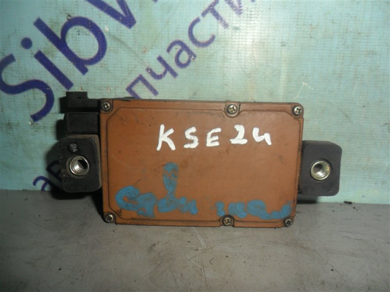 Электропривод замка двери Nissan Homy KSE24 LD20 1991 левый