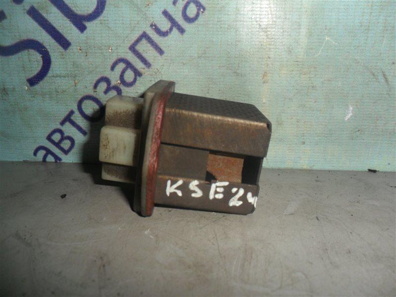 Реостат Nissan Homy KSE24 LD20 1991