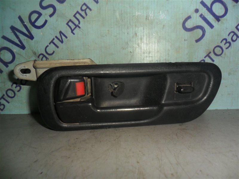 Ручка двери внутренняя Honda Integra DB6 ZC 1999 задняя левая