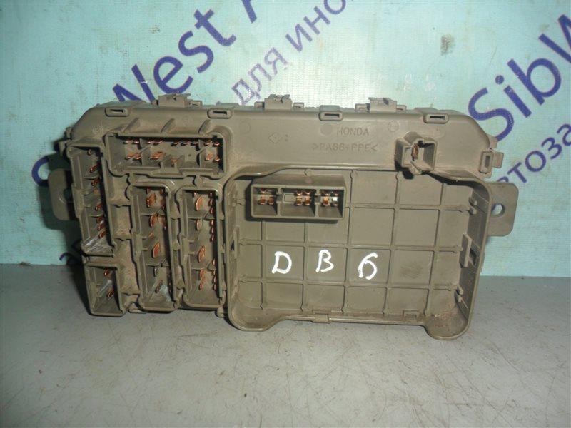 Блок предохранителей Honda Integra DB6 ZC 1999