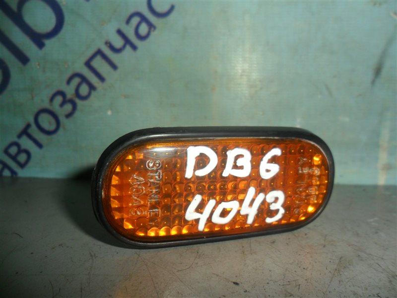 Повторитель в крыло Honda Integra DB6 ZC 1999 передний правый