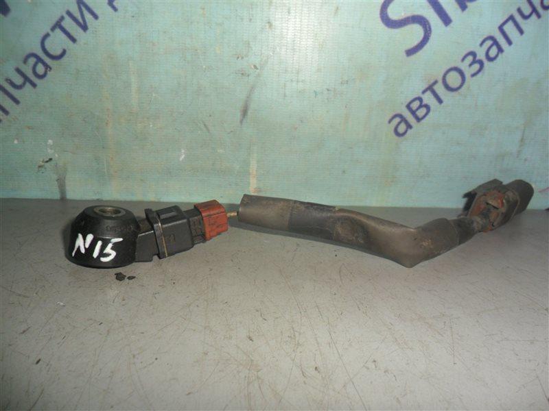 Датчик детонации Nissan Pulsar FNN15 GA15DE