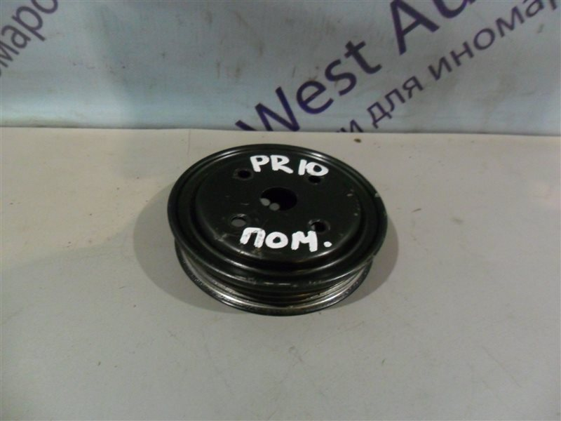 Шкив помпы Nissan Presea PR10 SR18DI 1991