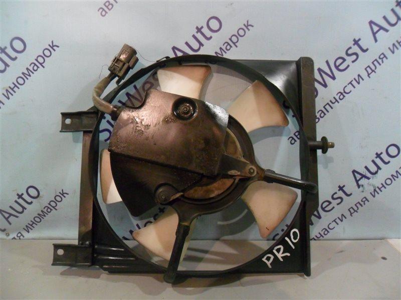 Вентилятор радиатора кондиционера Nissan Presea PR10 SR18DI 1991