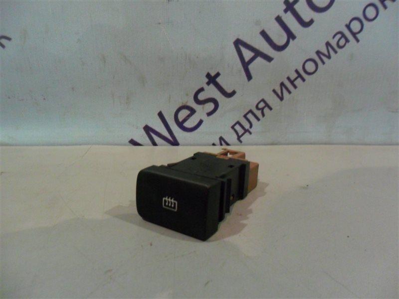 Кнопка обогрева заднего стекла Nissan Presea PR10 SR18DI 1991