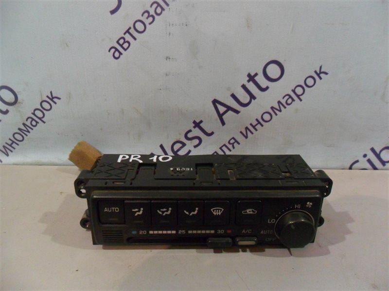 Блок управления климат-контролем Nissan Presea PR10 SR18DI 1991