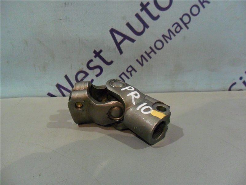 Рулевой карданчик Nissan Presea PR10 SR18DI 1991