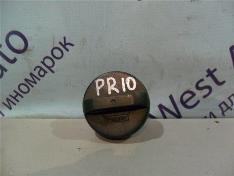 Крышка бензобака Nissan Presea PR10 SR18DI 1991