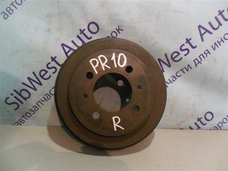Тормозной барабан Nissan Presea PR10 SR18DI 1991 задний